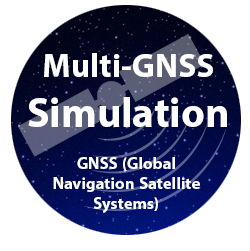 GNSS (Global Positioning Satellite Systems) Simulation